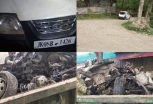 Photo of कश्मीर : पुलवामा जैसा आतंकी हमला टला,सेना ने कार में डिफ्यूज किया IED