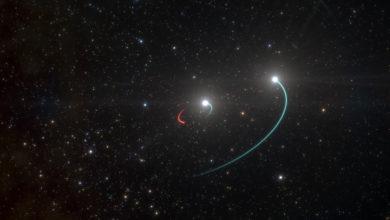 Photo of पृथ्वी से 1000 प्रकाश वर्ष दूर मिले ब्लैकहोल के पास दिखीं ये दो चीज़