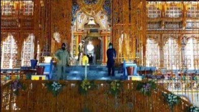 Photo of VIDEO : खोले गए बदरीनाथ मंदिर के कपाट, देखें भव्य नज़ारा