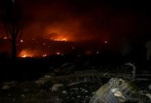 Photo of दिल्ली : तुगलकाबाद इलाके में लगी भयंकर आग, 200 से अधिक झुग्गियां खाक