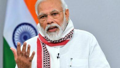Photo of पीएम मोदी ने संस्कृत का श्लोक लिखकर राफेल का किया स्वागत