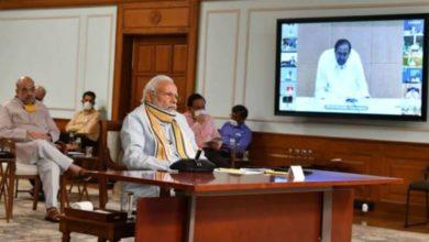 Photo of छह घंटे तक चली पीएम मोदी की मुख्यमंत्रियों के साथ बैठक, जानिए किसने क्या कहा