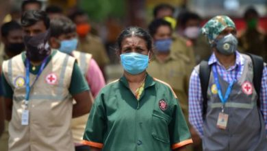 Photo of भारत में 24 घंटे में सामने आए कोविड-19 के 64,000+ नए मामले, 24 लाख के पार संक्रमितों का आंकड़ा