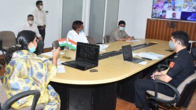 Photo of उत्तराखंड की राज्यपाल बेबी रानी मौर्य ने विश्वविद्यालयों की ली बैठक, दिया ये बड़ा निर्देश