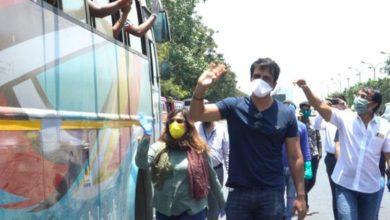 Photo of शिवसेना को नहीं अच्छी लगी सोनू सूद की दरियादिली, कहा- BJP का प्यादा