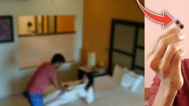 Photo of गैर मर्द से पत्नी का संबंध होने के शक में घर में लगा दिया हिडन कैमरा, फिर सामने आया ये …