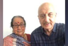 Photo of अमिताभ बच्चन के बाद अब अनुपम खेर की मां और भाई समेत परिवार के 4 लोग भी कोरोना संक्रमित