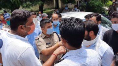 Photo of झबरेडा : महिला कांस्टेबल आत्महत्या मामले में सिपाही के खिलाफ केस दर्ज