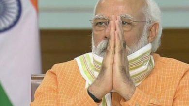 Photo of पिछले तीन महीने से मुफ्त गैस सिलेंडर दिया गया : प्रधानमंत्री नरेंद्र मोदी