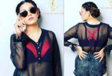 Photo of Sapna Choudhary ने उतार कर फेंक दिया सलवार कुर्ता, हॉट पैंट पहनकर दिखाया अपना ग्लैमरस अवतार