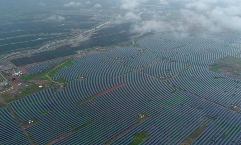Ultra Mega Solar Power Project