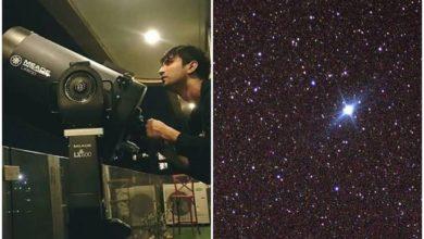 Photo of अंतरिक्ष में चमकेगा सुशांत सिंह राजपूत के नाम का एक तारा, दी गई खास श्रद्धांजलि