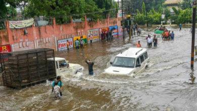 Photo of यूपी में 15 से अधिक जिलों के 536 गांवों पर बाढ़ का खतरा, सीएम योगी ने दिया बड़ा आदेश