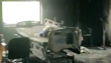 Photo of अहमदाबाद में कोविड अस्पताल में लगी आग, आठ मरीज़ों की मौत