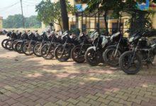 Photo of BREAKING : अंतरराज्यीय वाहन चोर गिरोह के दो सदस्य गिरफ्तार, मिली 12 मोटरसाइकिलें