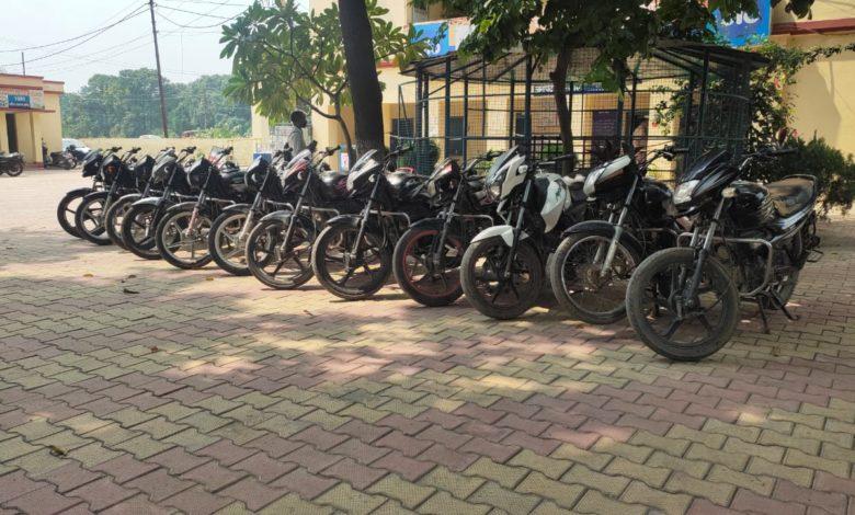 मोटरसाइकिलें