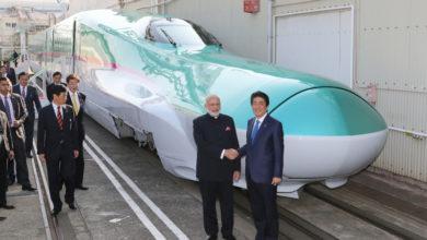 Photo of BREAKING : 05 साल आगे बढ़ सकती है बुलेट ट्रेन प्रोजेक्ट की डेडलाइन