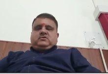 Photo of विधायक महेंद्र भट्ट ने सोशल मीडिया पर वीडियो वायरल होने के बाद दी सफाई
