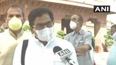 Photo of सांसदों की गलती के लिए मैं माफीमांगता हूं : रामगोपाल यादव