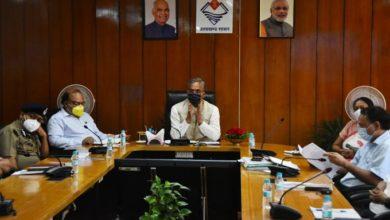 Photo of कोविड की रोकथाम व बचाव कार्यों की सीएम त्रिवेंद्र ने की समीक्षा