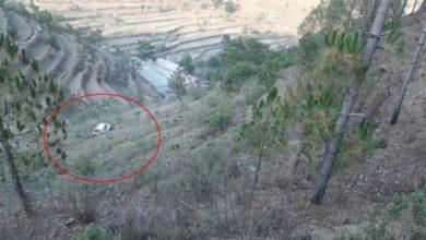 Photo of चम्बा-डोबरा सड़क मार्ग पर दर्दनाक सड़क हादसा, दो की मौत