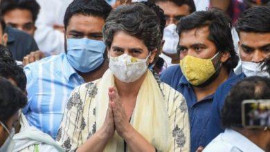 Photo of हाथरस : पीड़ित परिवार के नार्को टेस्ट पर भड़क गईं प्रियंका गांधी