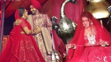 Photo of नेहा कक्कड़ और रोहनप्रीत सिंह ने की शादी