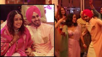 Photo of VIDEO : रोका सेरेमनी में जमकर नाचीं नेहा कक्कड़