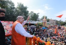 Photo of चुनाव के बाद हैदराबाद में मेयर भारतीय जनता पार्टी का होगा – अमित शाह