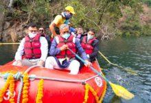 Photo of सूर्यधार झील की मदद से मिलेगी 18 गांवों को सिचाईं और 19 गांवों को शुद्ध पेयजल की सुविधा