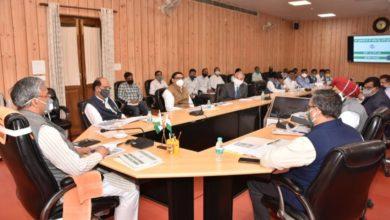 Photo of कृषि, उद्यान व रेशम विभागों की सीएम त्रिवेंद्र ने की समीक्षा, दिया बड़ा आदेश