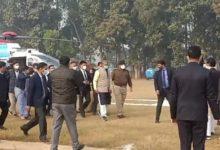 Photo of रुड़की के नारसन बॉर्डर पहुंचे मुख्यमंत्री त्रिवेंद्र सिंह रावत, हरिद्वार में करेंगे कुंभ कार्यों की समीक्षा
