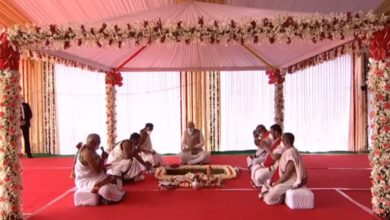 Photo of LIVE: प्रधानमंत्री नरेंद्र मोदी ने किया संसद के नए भवन का शिलान्यास