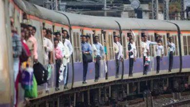 Photo of चलती ट्रेन से पत्नी को दे दिया धक्का, मौत