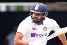 Photo of टेस्ट रैंकिंग में रोहित शर्मा का जलवा, 8वें स्थान पर पहुंचे