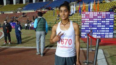 Photo of उत्तराखंड की बेटी अंकिता ध्यानी ने 6वीं नेशनल एथलेटिक्स जूनियर चैम्पियनशिप में जीता स्वर्ण पदक