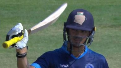 Photo of ईशान किशन ने अपनी धमाकेदार पारी से सबको चौंकाया, 94 गेंदों पर बनाए 173 रन
