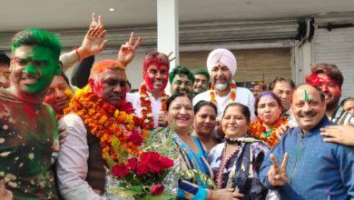 Photo of पंजाब निकाय चुनावः कांग्रेस को मिली बड़ी सफलता,बठिंडा में 53 साल बाद जीती सीट