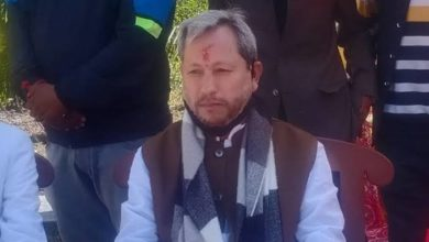 Photo of सीएम तीरथ सिंह रावत ने प्रदेशवासियों को दी होली की शुभकामनाएं
