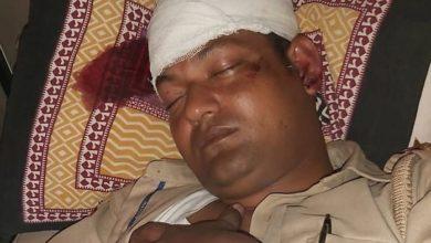 Photo of कानपुर में पुलिस टीम पर हमला, दो पुलिसकर्मी घायल