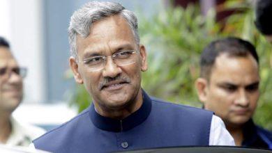 Photo of उत्तराखंड के सीएम त्रिवेंद्र सिंह रावत ने राज्यपाल को सौंपा इस्तीफा
