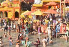 Photo of हरिद्वार महाकुंभ में अलौकिक देवडोलियों ने किया शाही स्नान