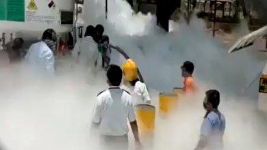 Photo of नासिक के जाकिर हुसैन अस्पताल में ऑक्सिजन लीक; अबतक 22 मरीजों की मौत, 12 गंभीर