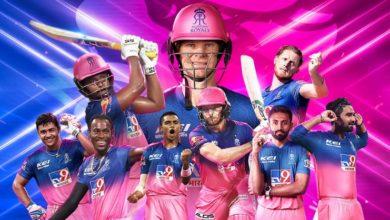 Photo of आईपीएल: चेन्नई के खिलाफ राजस्थान की टीम कर सकती है बड़े बदलाव, ये हो सकते है प्लेइंग इलेवन