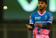 Photo of राजस्थान रॉयल्स के खिलाड़ी चेतन सकारिया के पिता का निधन, कोविड से थे संक्रमित