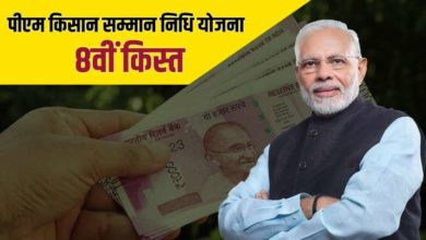 Photo of 14 मई को आएगी PM किसान योजना की 8वीं किश्त, ऐसे चेक करें लिस्ट में अपना नाम