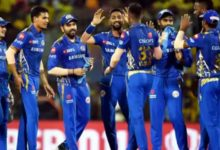 Photo of आईपीएल: पोलार्ड की तूफानी पारी के दम पर मुंबई ने चेन्नई को चार विकेट से हराया