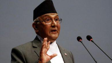 Photo of नेपाल के पीएम ओली का बेतुका बयान, कहा- योग की उत्पत्ति नेपाल में हुई, भारत तो तब अस्तित्व में ही नहीं था