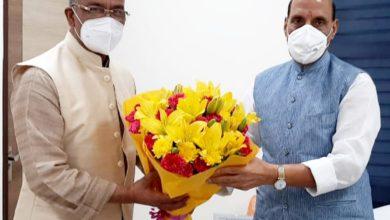 Photo of उत्तराखंड के पूर्व मुख्यमंत्री त्रिवेंद्र सिंह रावत का दिल्ली दौरा आज, राजनाथ सिंहऔर जेपी नड्डा से की मुलाकात