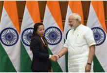 Photo of वेटलिफ्टिंग में मीराबाई चानू ने जीता सिल्वर, पीएम मोदी ने ट्वीट कर दी बधाई